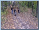 Obóz integracyjny dla licealistów - 3-5.X.2007