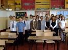 Rozpoczęcie roku szkolnego - 2007/08