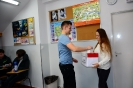 Wybory Samorządu Szkolnego - 28 XI 2018