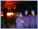 Zwiedzamy hutę - 27.II.2008