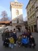 Projekt edukacyjny średniowieczne miasto - 4.XII.2013