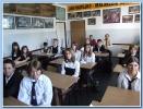Rozpoczęcie roku szkolnego gimnazjum - 1.IX.2009